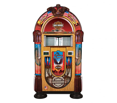 Harley Davidson Jukebox by ROCK-OLA -
