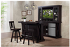 Rum Pointe Bar with Back Bar & Hutch - Bar - 1