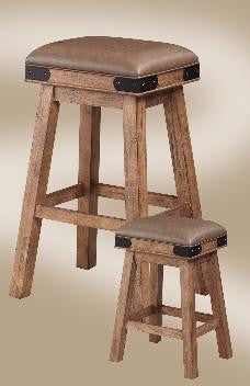 Shenandoah Saddle Stool