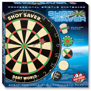 Shot Saver Dartboard - Darts - 1