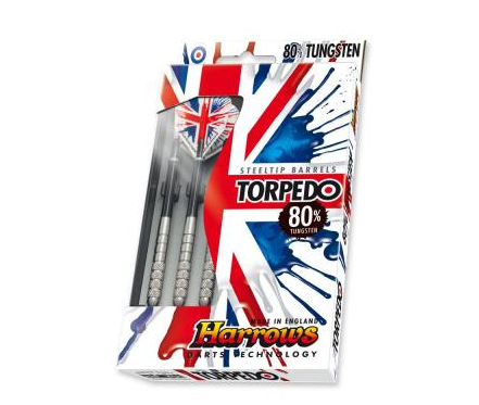 25 Grams Torpedo Steel Tip Darts - Darts - 1