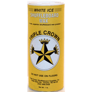 Triple Crown White Ice Wax - Accessory