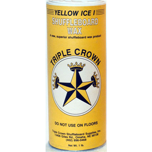 Triple Crown Yellow Ice I Wax - Accessory