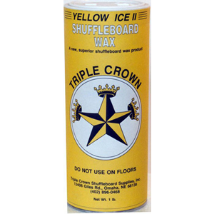 Triple Crown Yellow Ice II Wax - Accessory