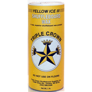 Triple Crown Yellow Ice III Wax - Accessory