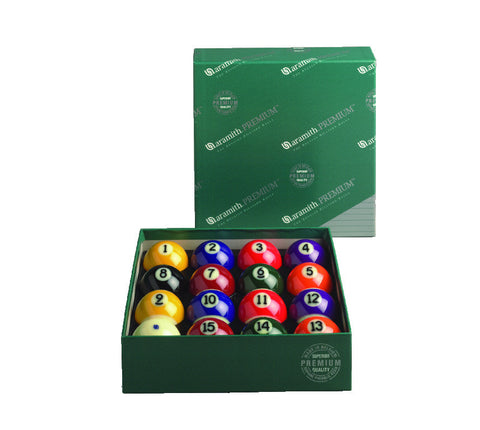 Aramith Premium Billiard Ball Set - Billiard Ball Set