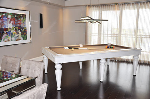 La Condo Venus Pool Table - Pool Table - 1