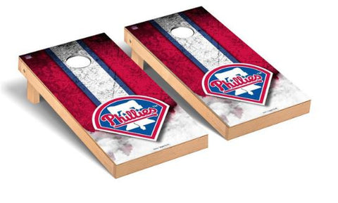 Philadelphia Phillies Vintage Regulation Cornhole