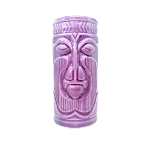 Tiki Mug, Purple