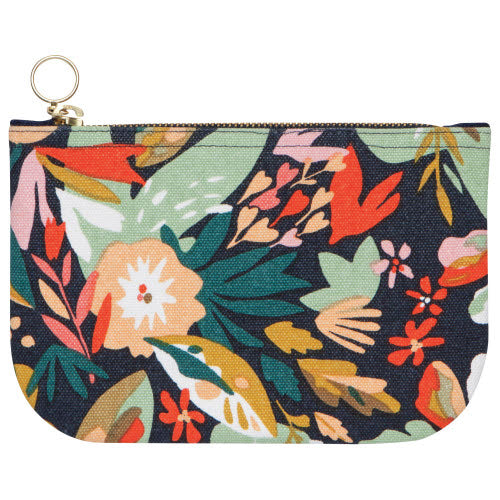 Superbloom Zipper Pouch - Small