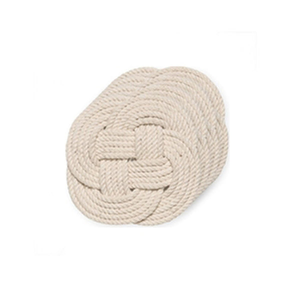 Nautical Rope Coasters , four