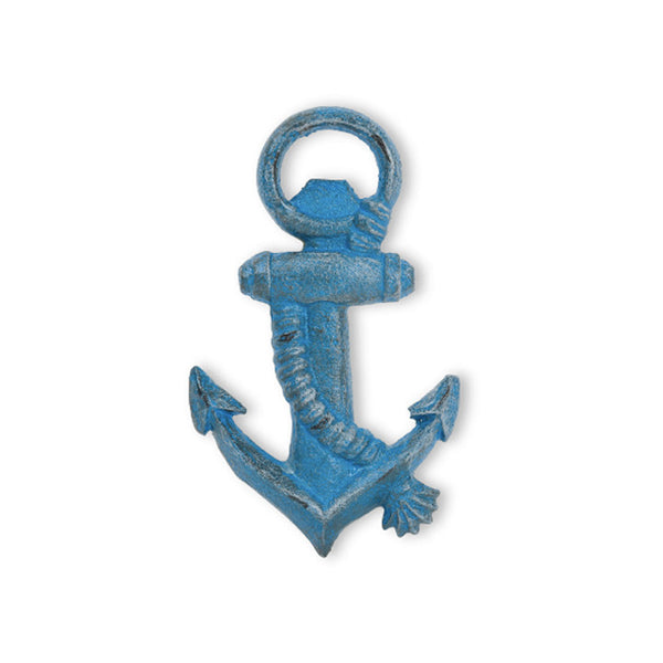 Nautical Rope and Anchor Bottle Opener