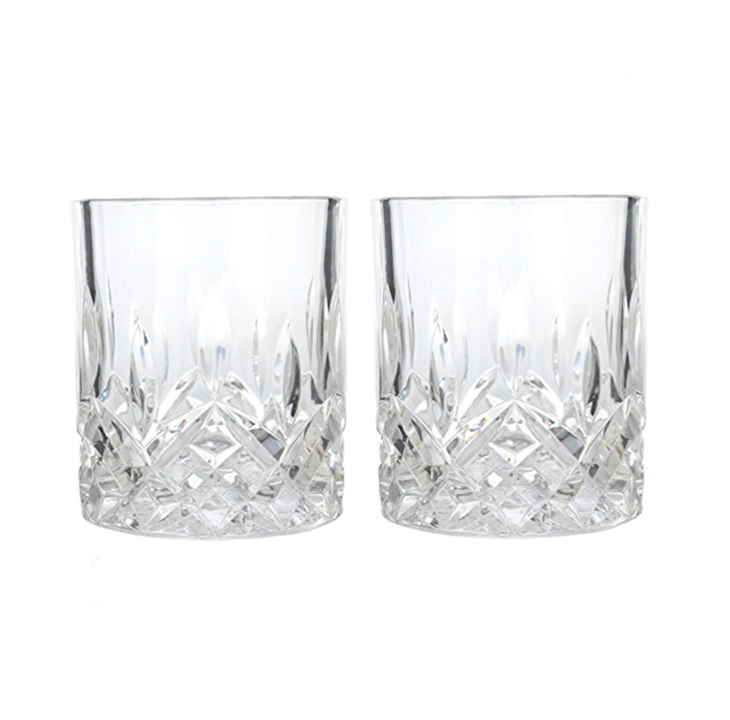 Crystal Rocks Glasses, two