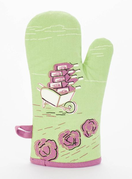 My Favourite Salad's Wine Oven Mitt