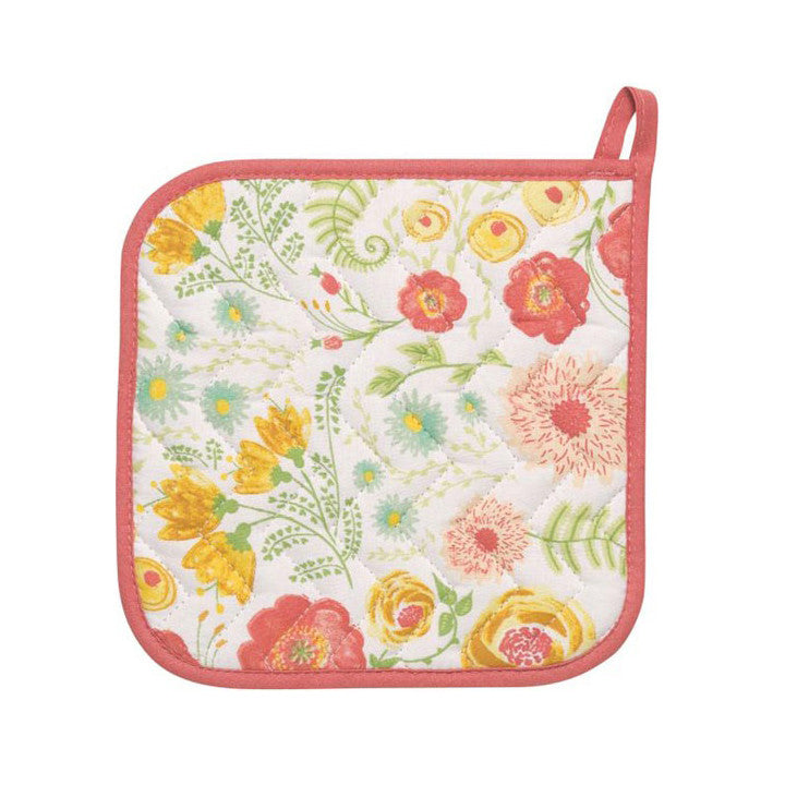 Floret Pot Holder green
