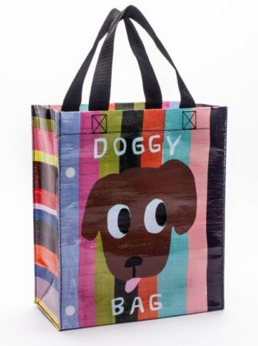 Doggy Bag Lunch Tote green