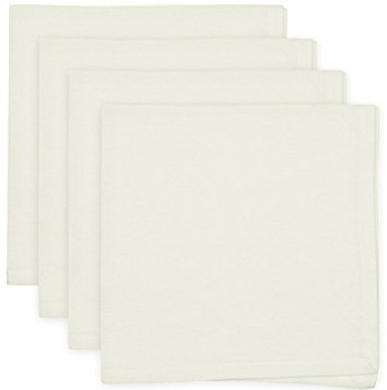 Ivory Cotton Napkins