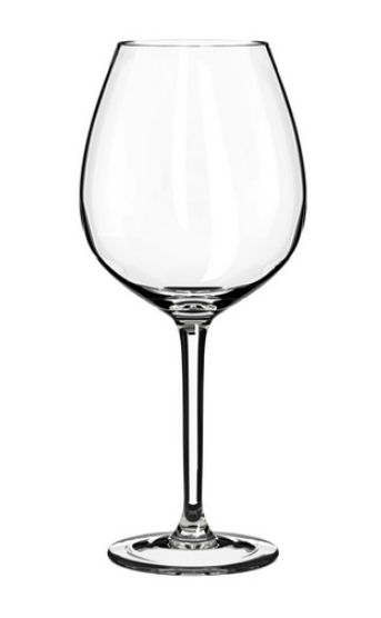 Wine Glass - with Stem