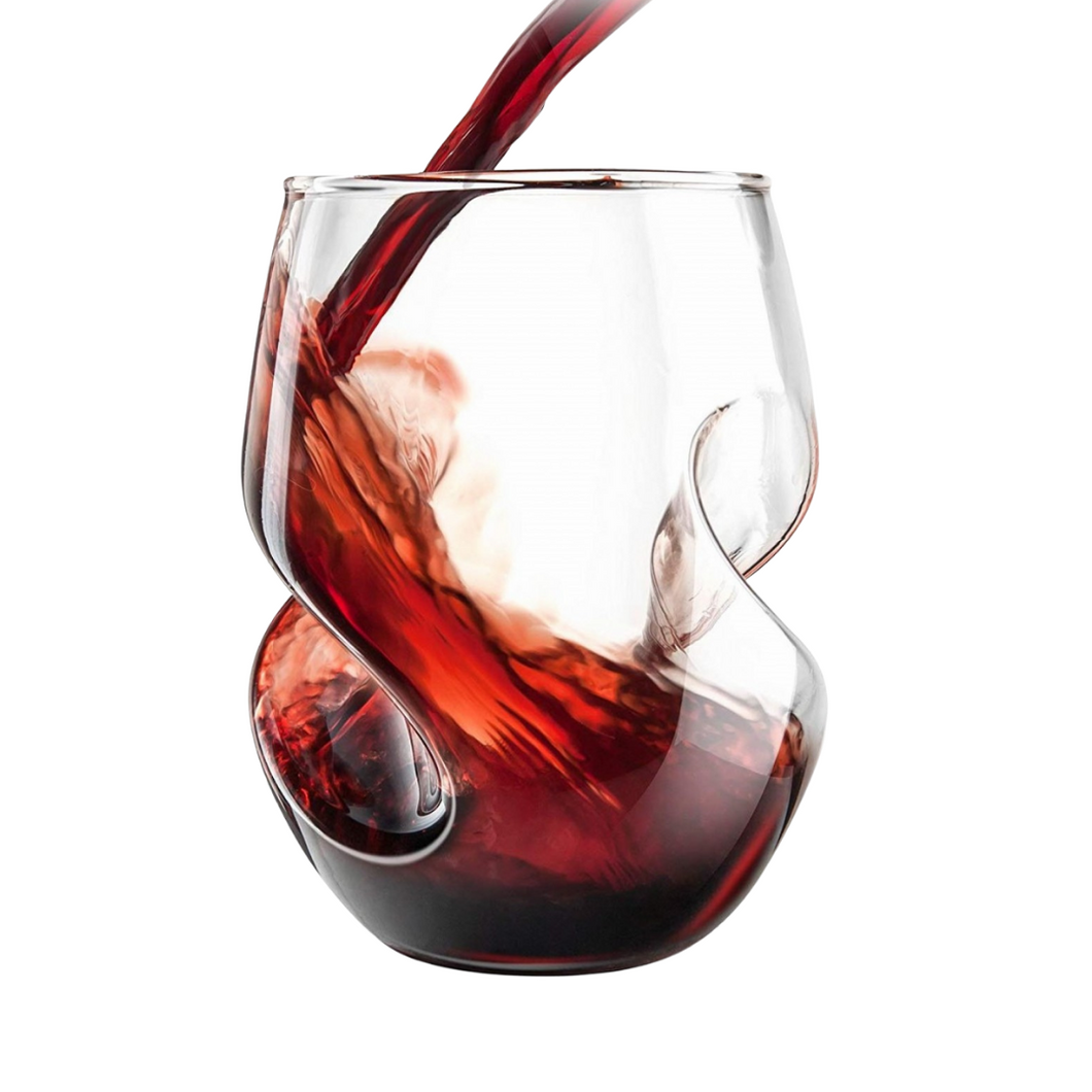Red Wine Glasses (Set of 4) - Conundrum