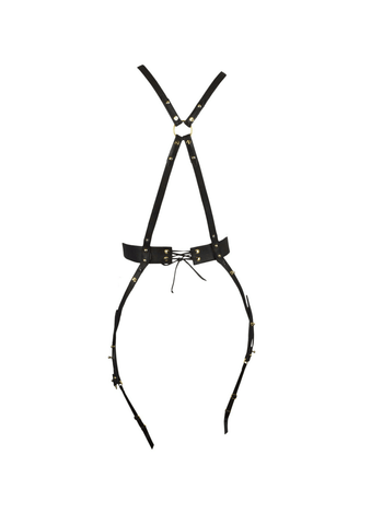 Lola 'n' Leather Harness