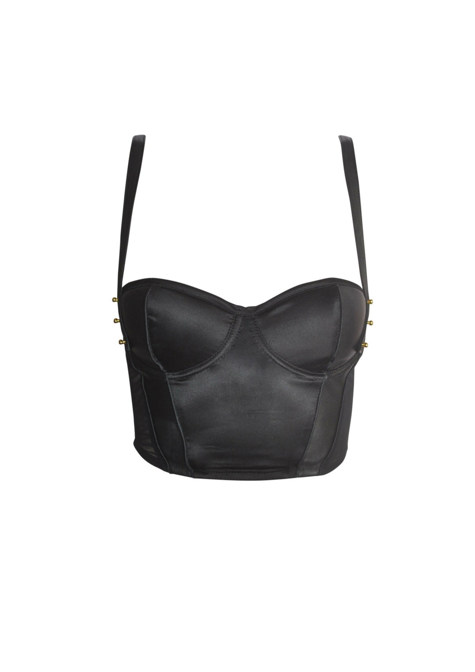 Lola 'n' Leather Bustier - Available now