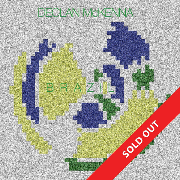 "Limited Edition Brazil 7"" – Green Vinyl"