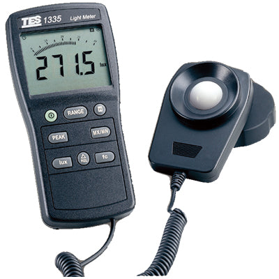 400,000 Lux Digital Light Meter