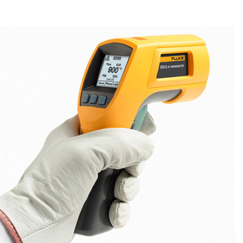 High-Temperature Infrared Thermometer