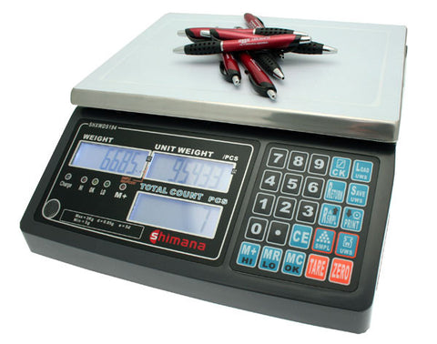 Parts Counting Scales 3/15/30kg