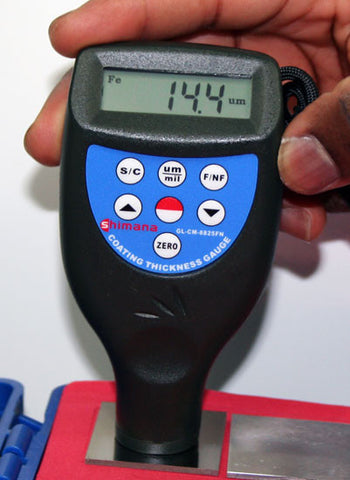 Coating Thickness Meters (Built in Probes)