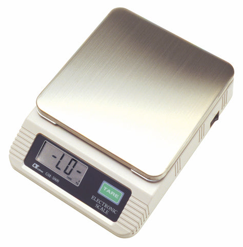 5000G Capacity Digital Scales