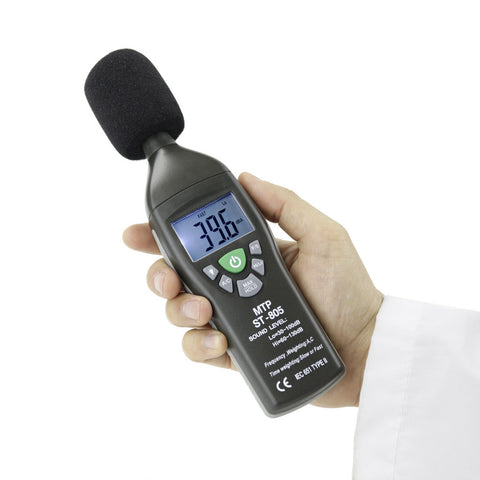 Sound Level Meter 35dB to 135dB