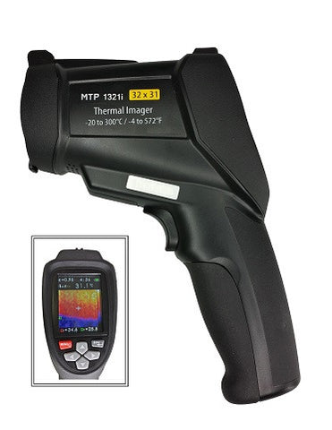 Visual Infrared Thermometer