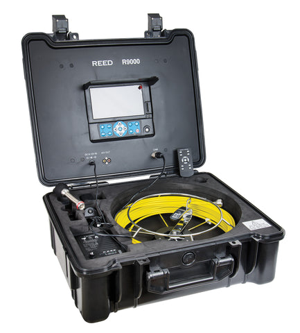 Pipe Inspection Camera System