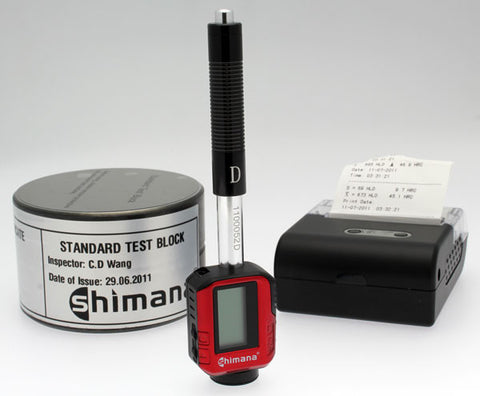 All-In-One Portable Hardness Tester