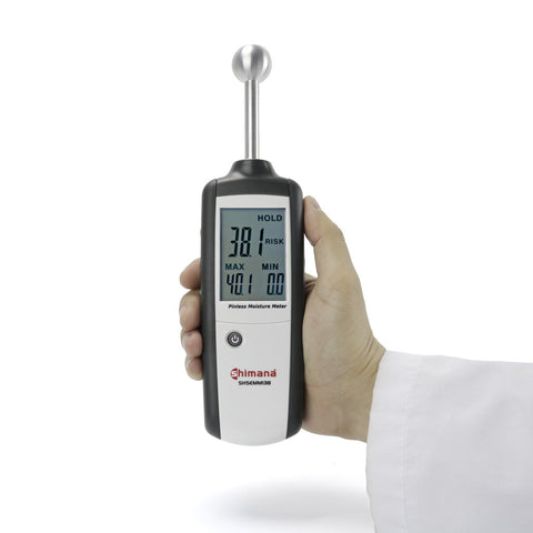 Moisture Meters for Building Materials