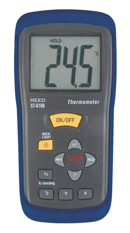 Digital Type K Thermometer (-50/1300C)