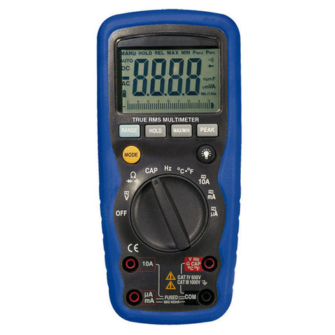 Industrial TRMS Multimeters (water proof)