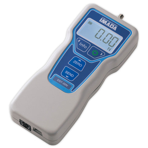 Basic force gauge with large LCD