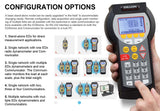 Communicator II - Remote control with backlight for EDXtreme Dynamometers