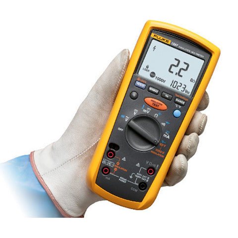 insulation multimeter with k type thermocouple fluke 1587 dmm canada rh store dmm ca fluke 1587 insulation multimeter manual español Fluke 1587 Insulation Tester