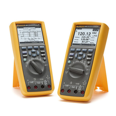 True-RMS Logging Multimeter