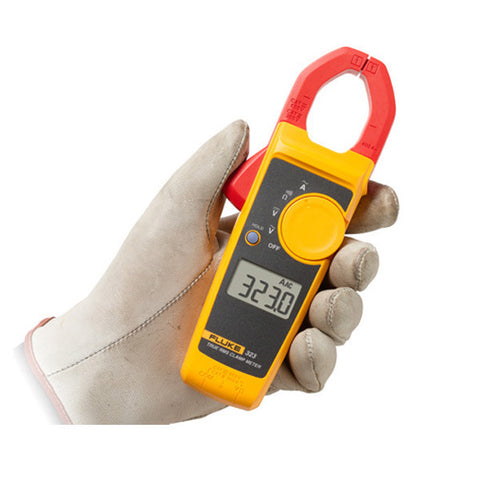 400A AC True RMS Clamp Meters