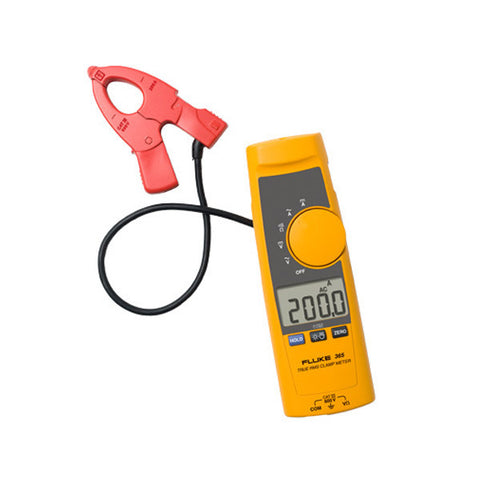 200A True-RMS AC/DC Clamp Meter