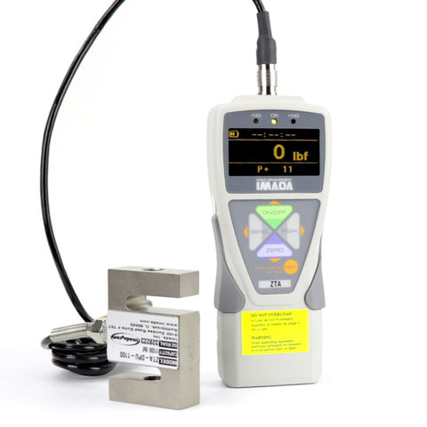 ZT-DPU Digital Force Gauge with Remote Sensor