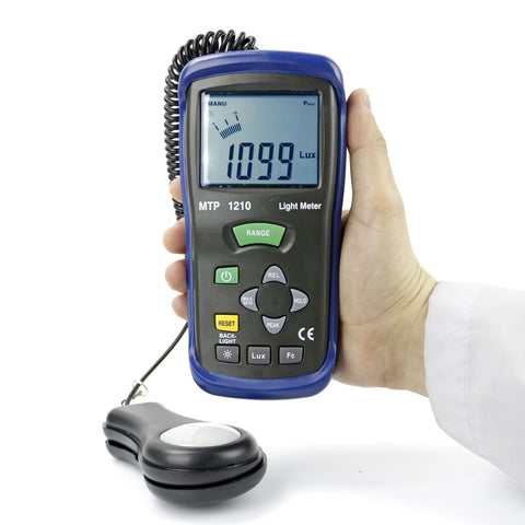 MTP Digital Light Meter