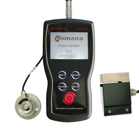 Datalogging Force Gauges with Remote Loadcell