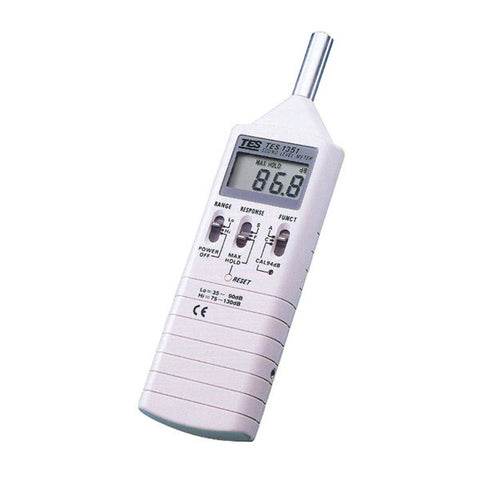 35 to 130dB Sound Level Meter