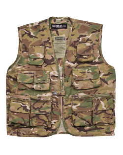 KombatUK BTP - Kids Tactical Vest