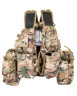 KombatUK BTP- South African Vest